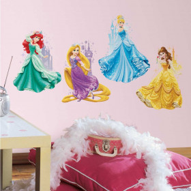 Disney Princess wallsticker