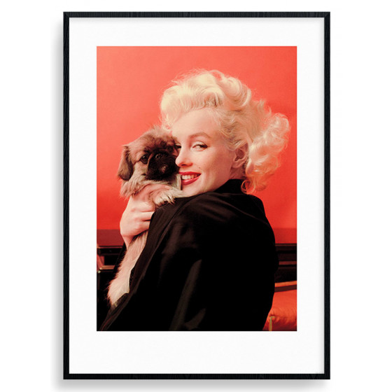 Marilyn Monroe - Love Plakat wallsticker