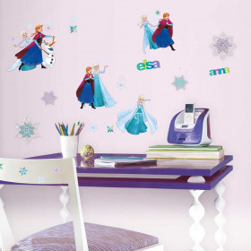 Frozen - Pakke #2 wallsticker