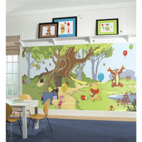 Ole Brumm - XL wallsticker