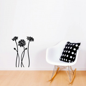 Margeritter wallsticker