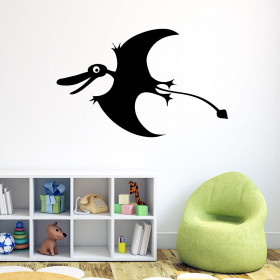 #6 Dinosaur wallsticker