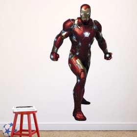 Iron Man - Civil War wallsticker