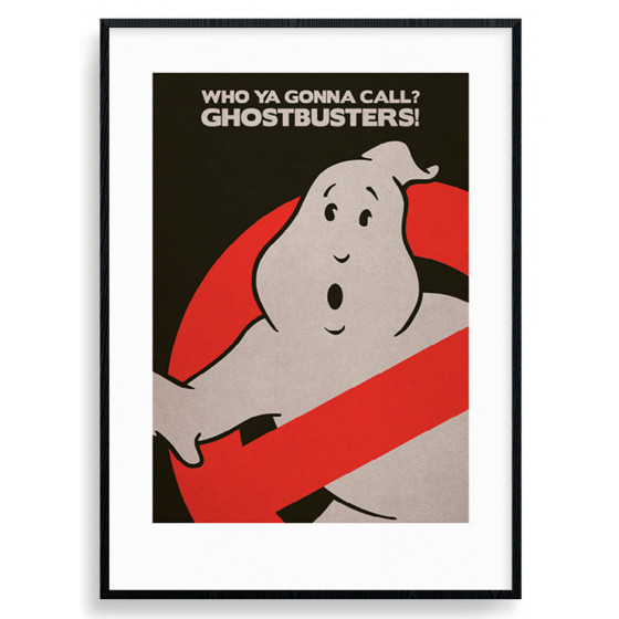 Ghostbusters Plakat wallsticker