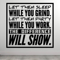 While You Grind