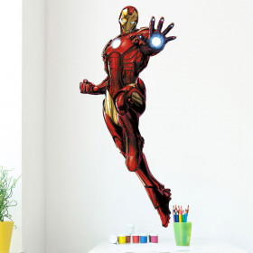 Iron Man wallsticker