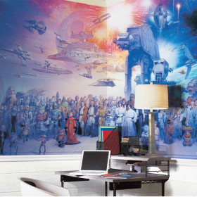 Star Wars - XXL wallsticker