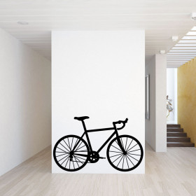 Sykkel wallsticker