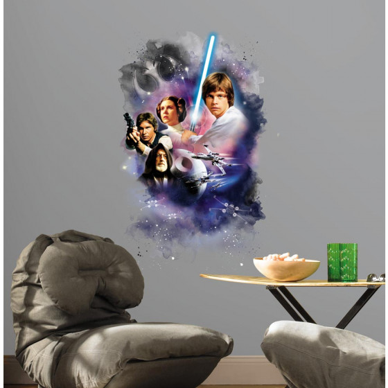Star Wars - Classic wallsticker