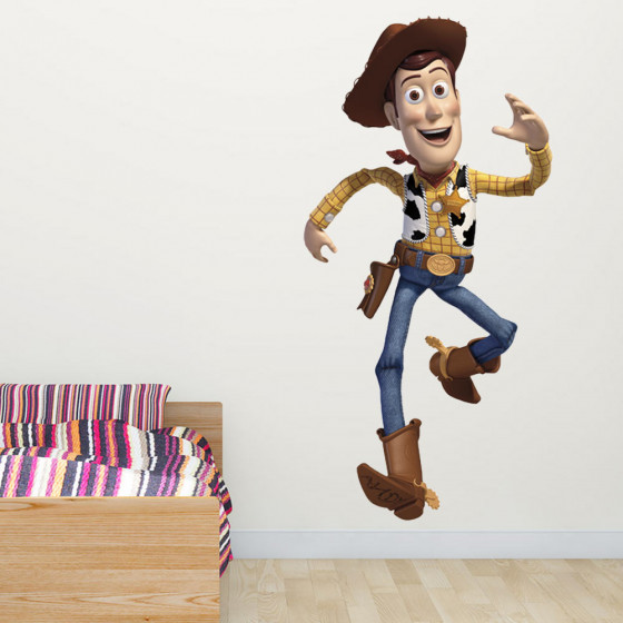 Toy Story - Woody wallsticker