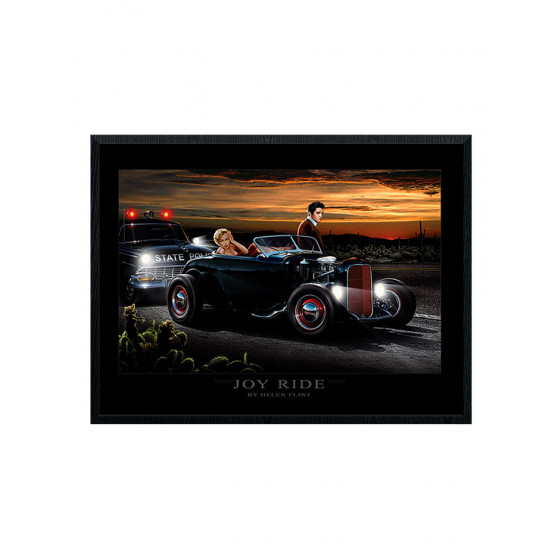 Helen Flint - Joy Ride Plakat wallsticker