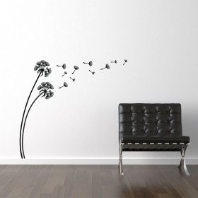 Løvetann wallsticker