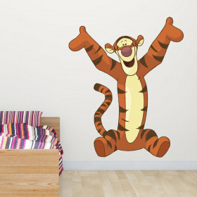 Ole Brumm - Tigergutt wallsticker
