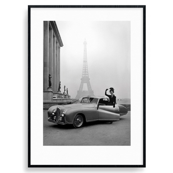 France 1947 Plakat wallsticker