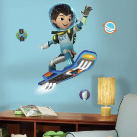 Miles from tomorrowland wallsticker