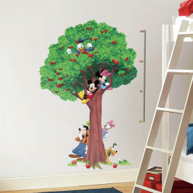 Disney - Høydemåler wallsticker